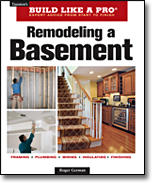 Remodeling a Basement
