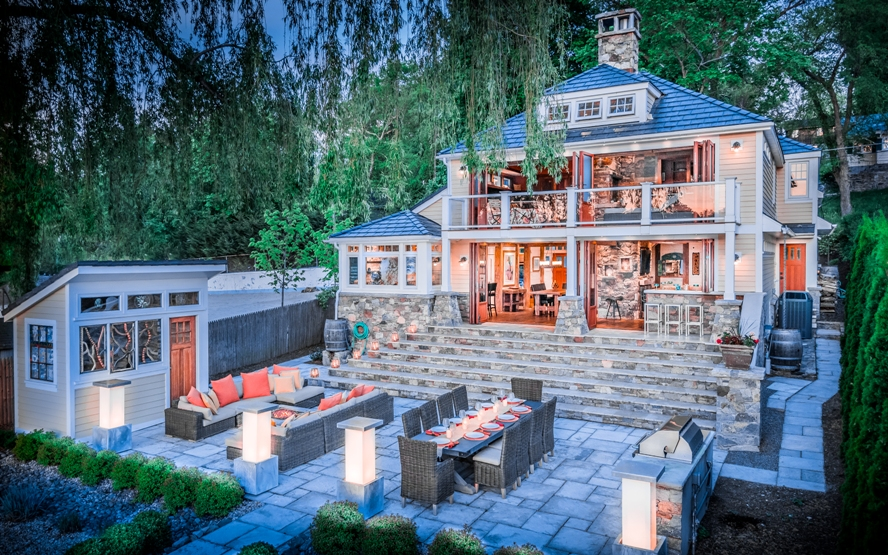 Westchester outdoor room designers architects contractors