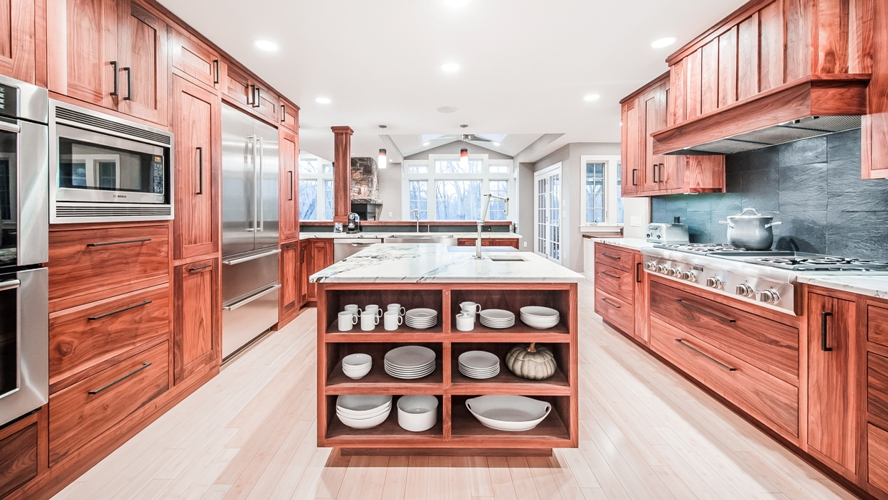 Westchester kitchen designer architect builder contractor custom cabinetry
