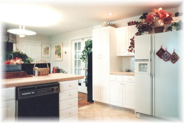 Bronxville kitchen