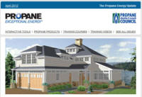 Propane Energy Update � April 2012